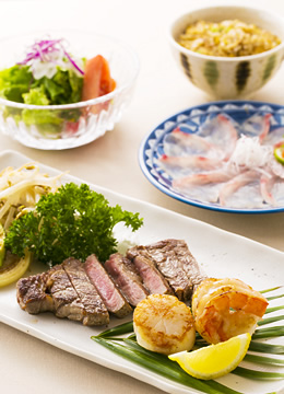 燦鳥(サントリー)/Restaurant Suntory