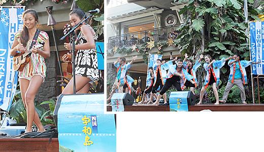 ハワイのトレンドが大集合したファッションナイト