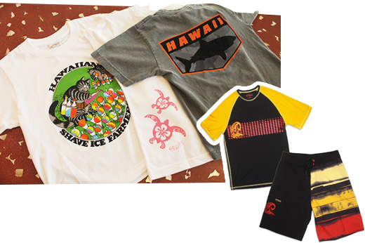 クレイジーシャツ Crazy Shirts