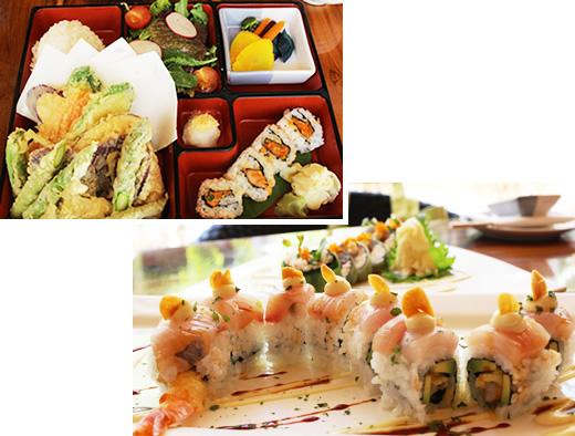 道楽寿司 Doraku Sushi