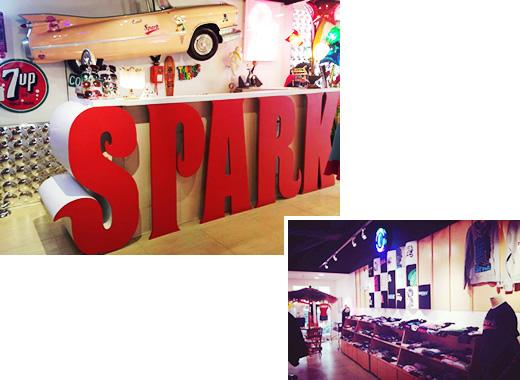 「SPARK」がロイヤル・ハワイアン・センターに移転オープン!