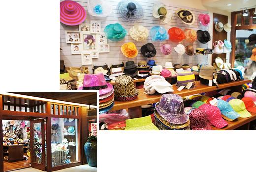 コンテンポラリー・ハット/Contemporary Hats