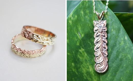 オリビア・ハワイアン・ジュエリー Olivia Hawaiian Jewelry