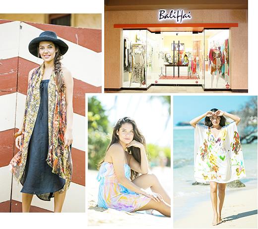 パシュマの姉妹店バリハイがセンターに新オープン