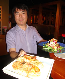 お好み焼き 千房/Okonomiyaki Chibo