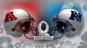 NFLプロボウル2012公式ブロックパーティ