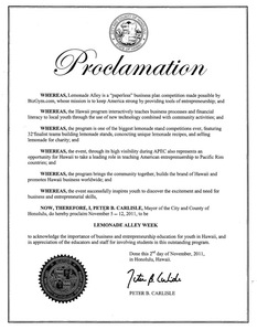 Lemonade Alley Week Proclamation.jpeg