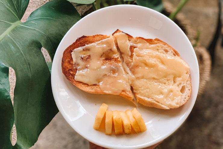 ケイキ・セイ・チーズ:$5