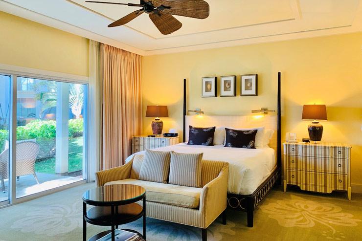カハラホテルの客室