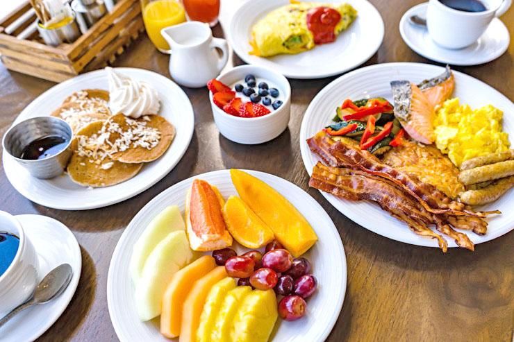 早起きして食べたい!ハワイの朝食ビュッフェまとめ