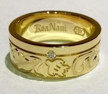 結婚指輪をスペシャルオーダーで