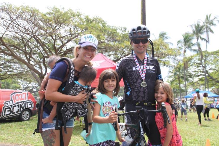 家族でのんびり!ハレイワで楽しむ自転車イベント