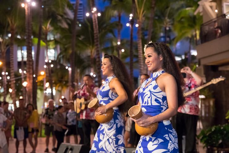 ロイヤル・ハワイアン・センターのイベント