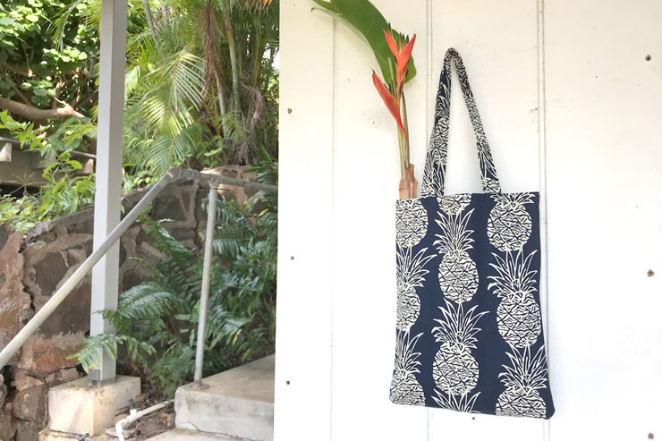 Pineapple Lani - Bag S:$62