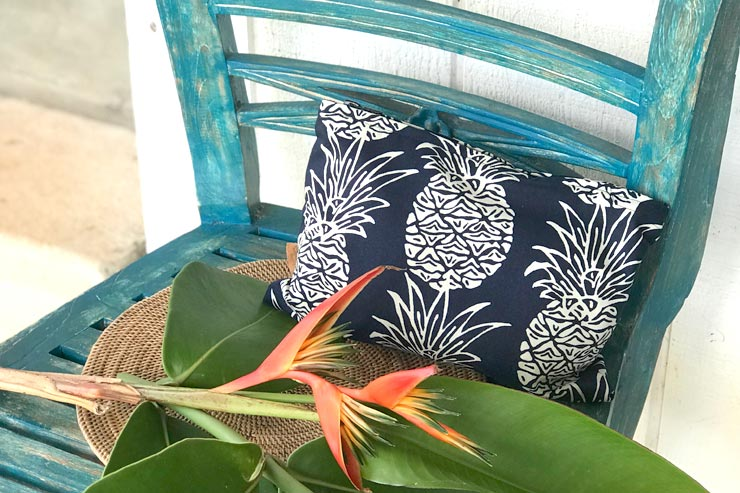 Pineapple Lani - Clutch:$51