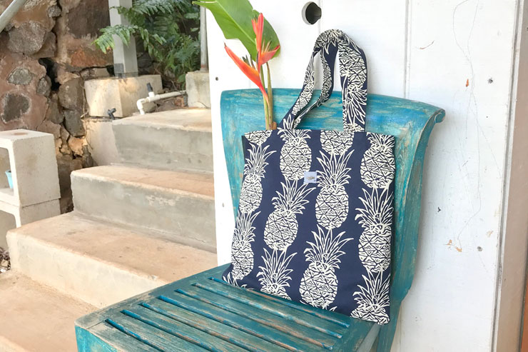 Pineapple Lani - Bag L:$68