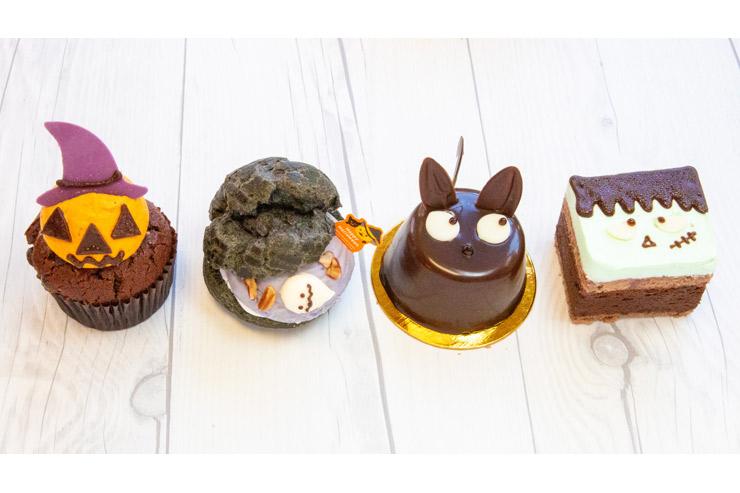クルクルの10月限定ケーキ