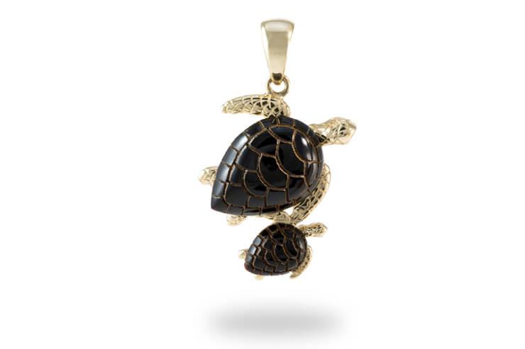 黒珊瑚を使用した「ブラックコーラル・コレクション」