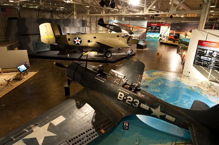 太平洋航空博物館パールハーバー