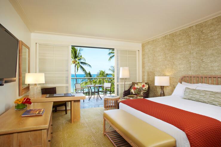 ハワイ島のプリンスホテルがリニューアル