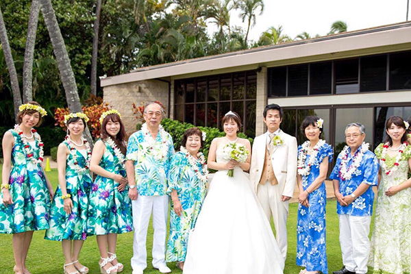 ハワイ挙式後のアンケートで豪華景品を当てよう