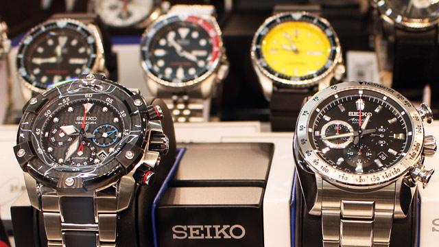 時計を含む全商品5%オフ