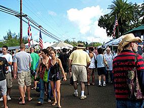 ハワイの旬をファーマーズマーケットで食す!