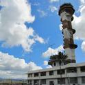 パールハーバー管制塔の修復がスタート