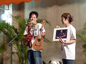 みんなの想いを日本へ「Love&Aloha」