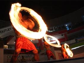 「お台場ハワイフェスティバル2011」