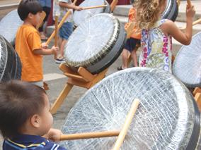 ハワイで日本を感じる「子どもの日」体験
