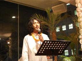 韓流俳優のパク・サン・ウォンさん来日!
