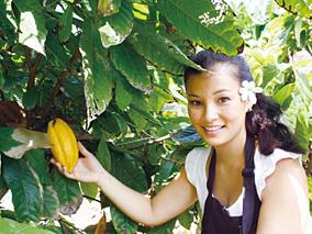 ハワイで自由研究〜フルーツ&野菜農園へ