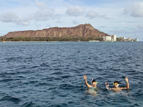 1日で山も海も満喫!大自然の欲張りツアー