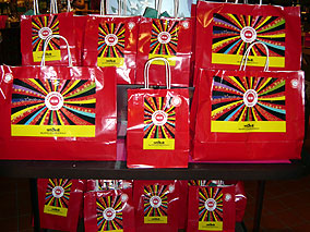 「ラッキーバッグ」を買って「福」をゲット