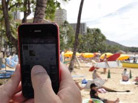 ハワイでスマートフォンを賢く使おう!