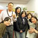 日本で感じるハワイ、最高です!