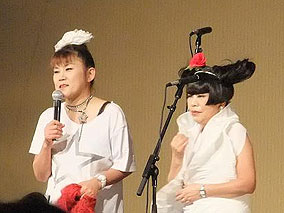 山田邦子団長のスター混声合唱団inハワイ【ホノルル・フェスティバル】