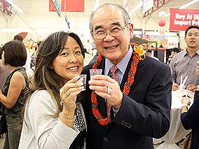 マルカイ祭は豪華食材と日本酒のパラダイス【マルカイ】