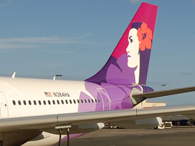ハワイアン航空、ついに福岡就航!