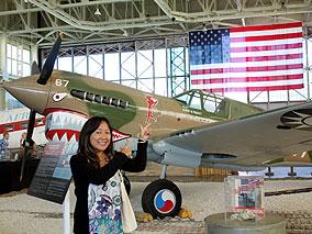 ミッドウェー海戦70周年の記念ジオラマ完成【太平洋航空博物館パールハーバー】