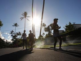 ハワイ旅行のついでに気軽に走ろう!