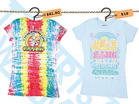 真夏のハワイに似合うTシャツ・水着大集合2