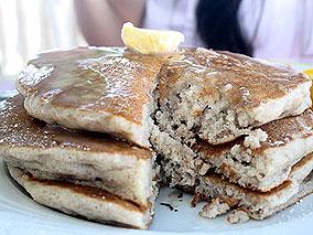 パンケーキ特集2012「ハウ・ツリー・ラナイ」のパンケーキは?