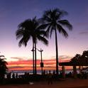 最近、ハワイの空が気になります