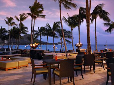 上質ハワイをホテルで楽しもう!グルメ編