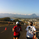 ホノマラ準備シリーズ25Kマラソンに挑戦
