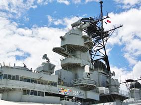 「最後の戦艦」ミズーリで歴史を学ぶ