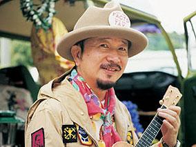 ハワイと日本を音楽で結ぶキャラバン隊長