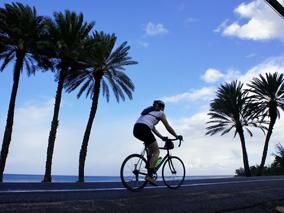 最高の爽快感!自転車でノースを駆け抜ける